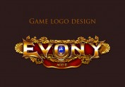 Game logo design