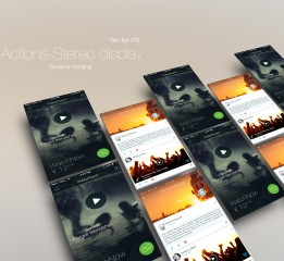 Actions-Stereo display.atn for PS